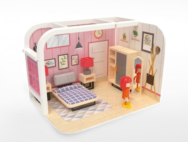 Bedroom playset
